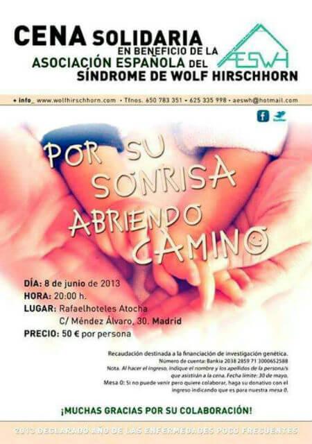 Cena Solidaria SWH - Junio 2013