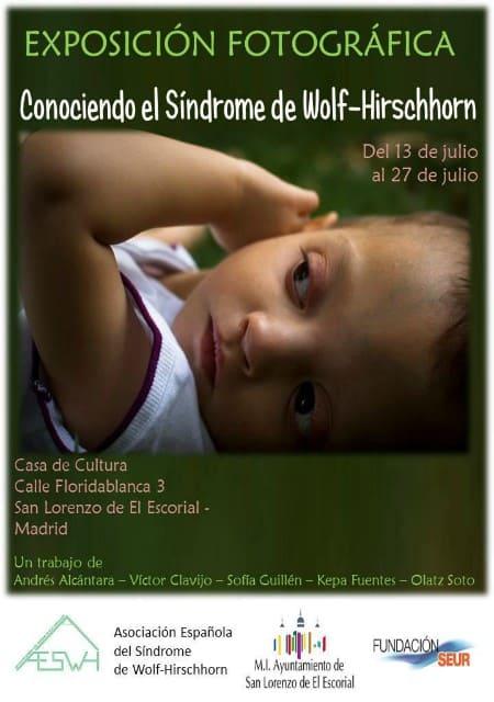 Exposición Fotográfica AESWH en El Escorial - Julio 2017