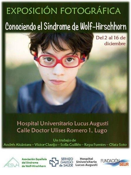 """Exposición Fotográfica """"Conociendo el SWH"""" (Lugo) - Diciembre 2017"""