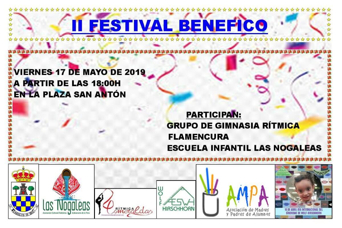 II Festival Benéfico Aldeanueva de la Vera