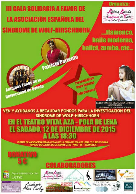 Gala Solidaria SWH - Diciembre 2015