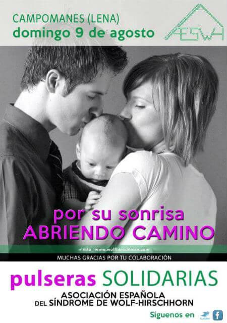 Evento Pulseras Solidarias - Agosto 2015