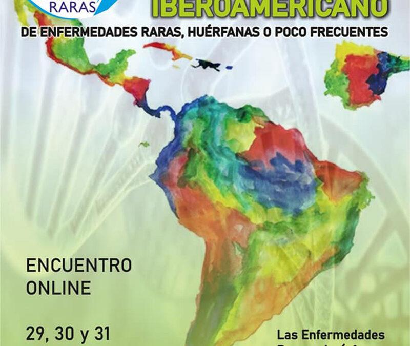 Cartel VIII Encuentro Iberoamericano