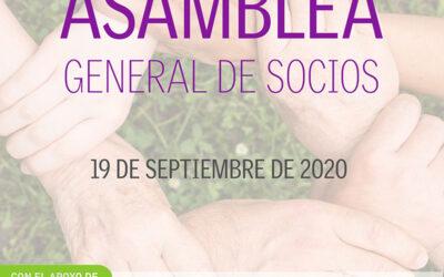 La AESWH en la Asamblea General Socios de Feder
