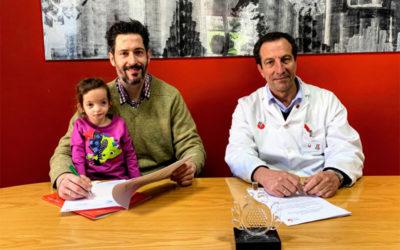 La AESWH firma un convenio de colaboración con la Fundación Instituto San José