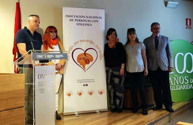 La AESWH, de naranja para unirse al Día Nacional de la Epilepsia
