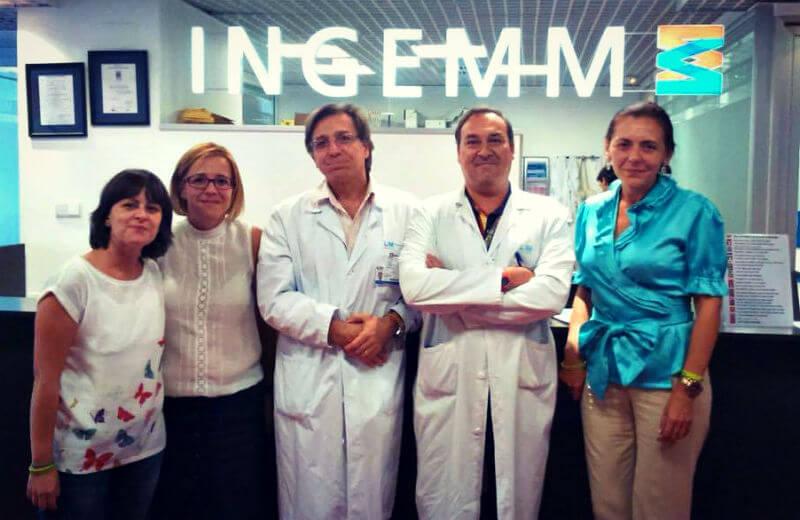 AESWH - Asociación Española del Síndrome de Wolf-Hirschhorn