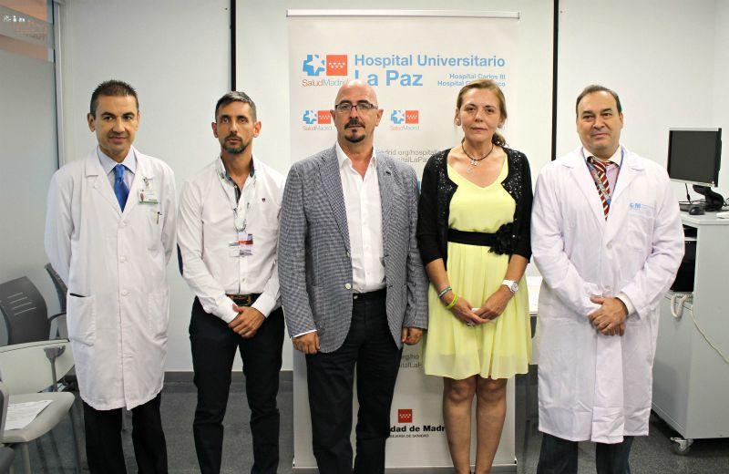El Hospital La Paz pone en marcha un estudio sobre el SWH