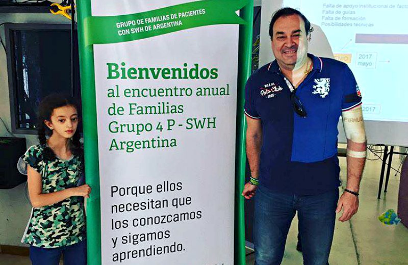 La AESWH se va a Argentina