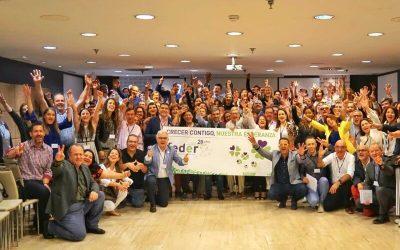 La AESWH participa en la Asamblea General de Socios FEDER