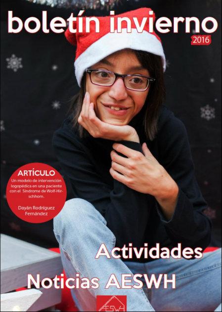 Boletín AESWH - Invierno 2016