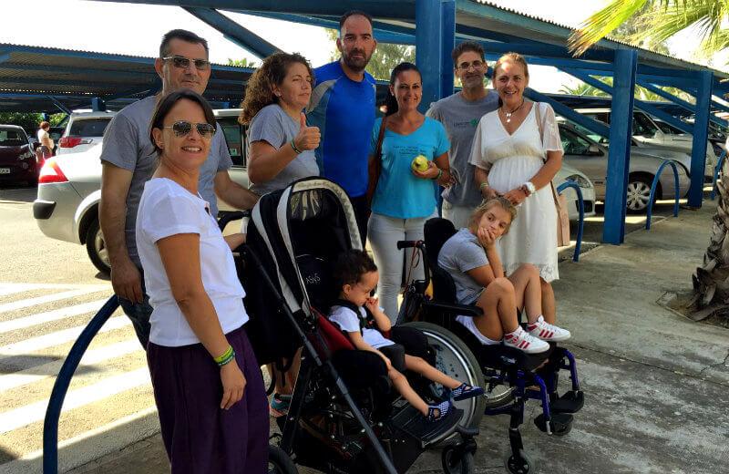 Lora del Río se vuelca con la AESWH en su tradicional carrera popular