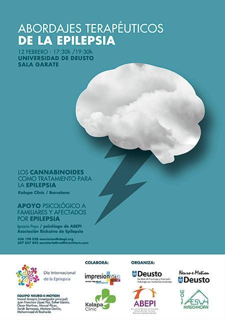 Jornada sobre Abordajes Terapéuticos de la Epilepsia - Univ. de Deusto