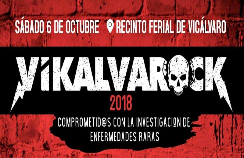 Vikalvarock solidario por las Enfermedades Raras