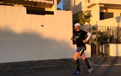 Cuenta atrás para la doble maratón benéfica
