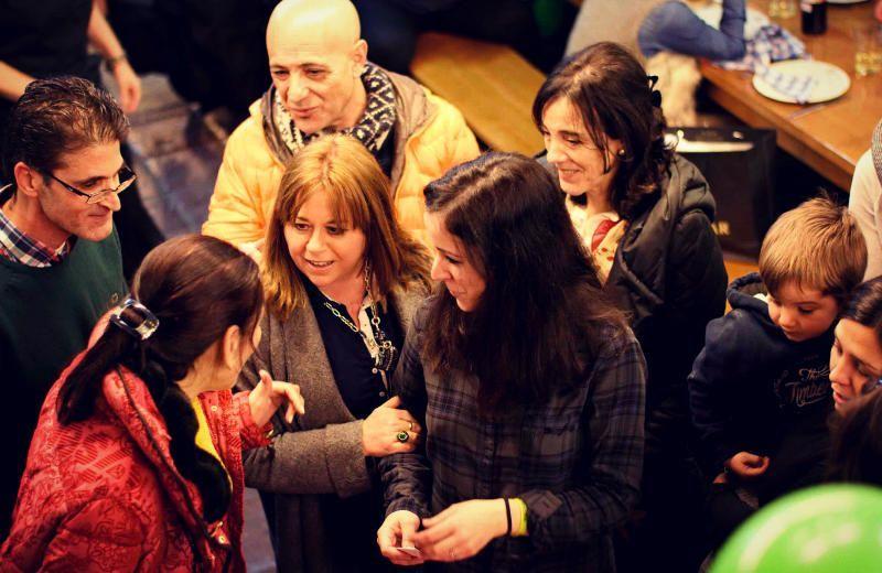 Más de 7000 euros recaudados en la Comida Solidaria por el Día de las Enfermedades Raras