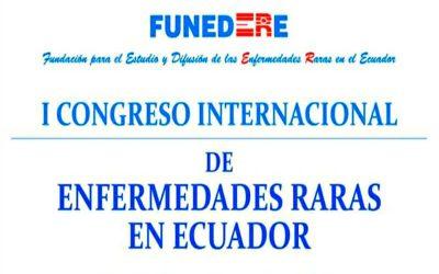 I Congreso de Enfermedades Raras en Ecuador