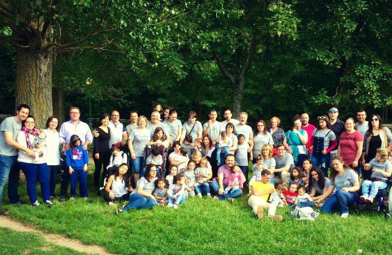 Encuentro médico y familiar de la AESWH en el Centro CREER de Burgos