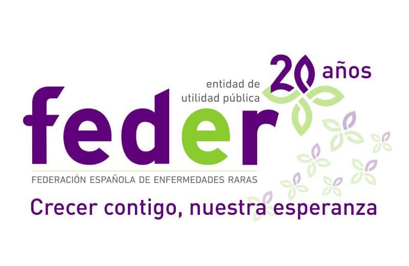 Felicitación a FEDER por su 20 aniversario