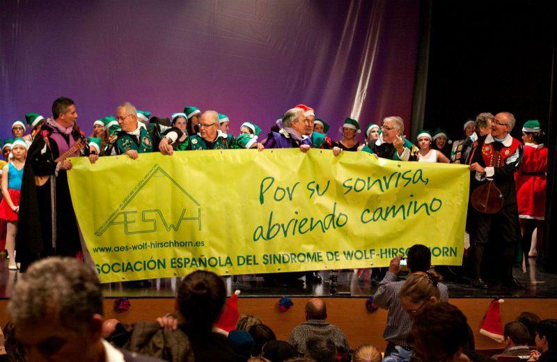 II Gala Benéfica AESWH en Pola de Lena (Asturias)