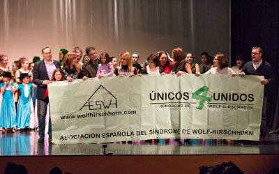 V Gala Solidaria en Pola de Lena a favor de la AESWH