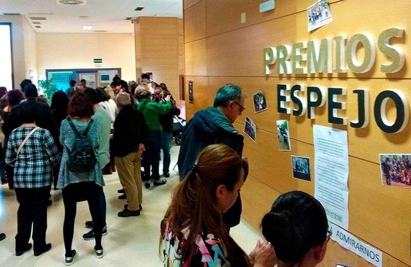 Apoyo del área de Participación Ciudadana del Ayto de Madrid