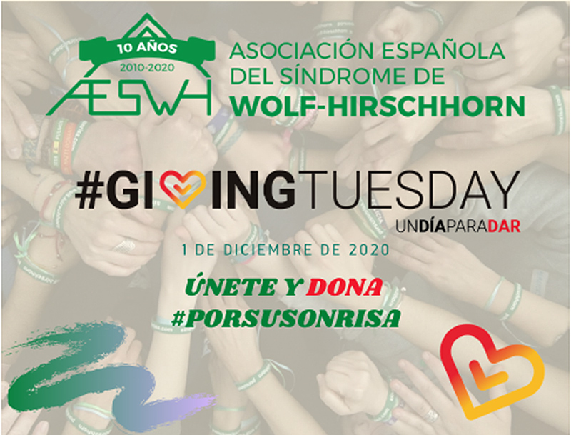 La AEWWH en el #GIVINGTUESDAY