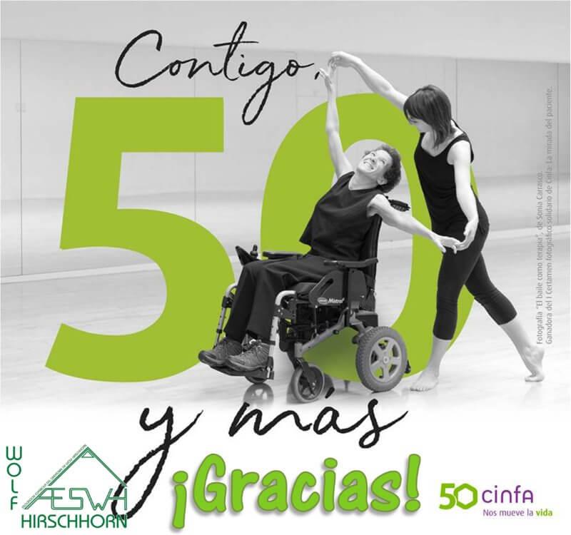 Cinfa - Contigo, 50 y más