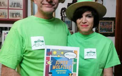 Día SWH 'La nana del camino' de Antonio Orozco dedicada a nuestros Súper Wolfillos