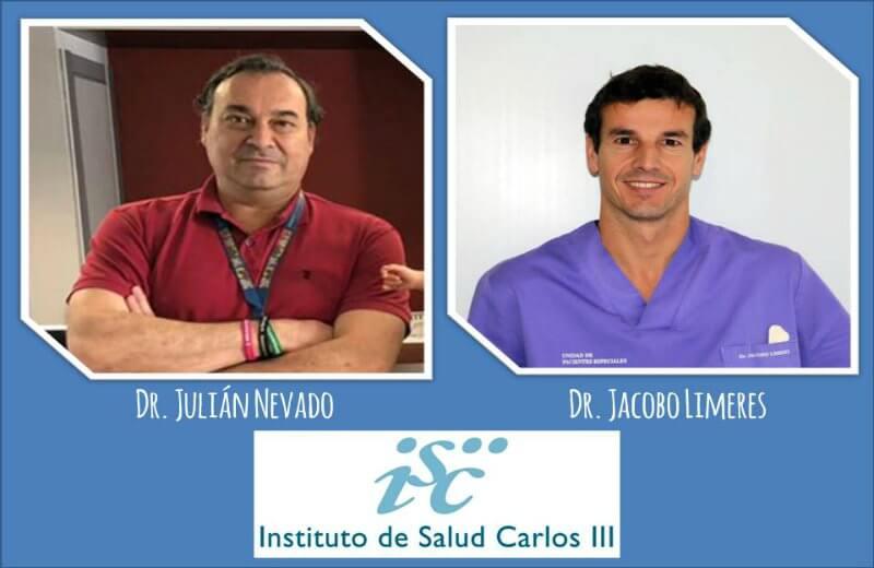 Investigadores ISC