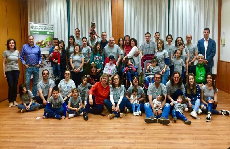 VIII Jornadas Médicas y de Respiro Familiar de la AESWH