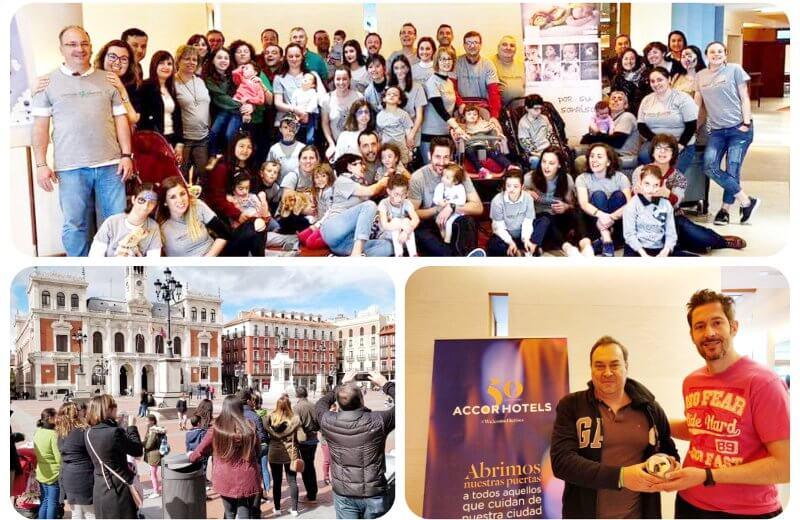 VII Jornadas Médicas y de Respiro Familiar de la AESWH en Valladolid