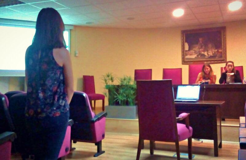Estudiante de Logopedia realiza su trabajo de fin de grado sobre el Síndrome de Wolf-Hirschhorn
