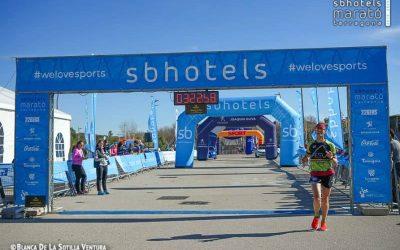 Visibilidad SWH en la Maratón de Tarragona 2020