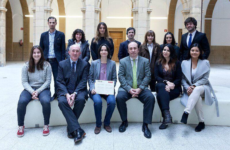 Premio UD-Banco Santander al equipo Neuroemotion de la Universidad de Deusto