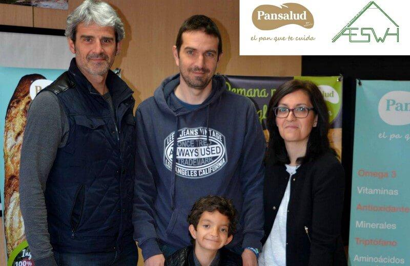 Donativo solidario de Pansalud para los niños y niñas con síndrome de Wolf-Hirschhorn