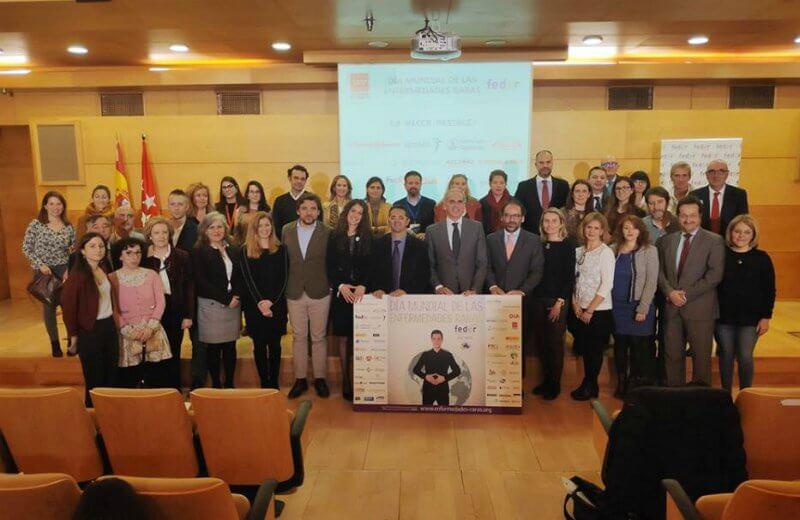 Presentación de la campaña por el Día Mundial de las EERR