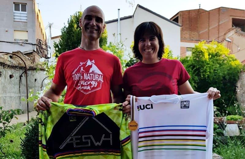 La embajadora de la AESWH, Laura Queraltó, campeona en Andorra