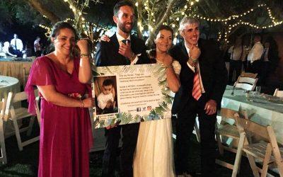 Regalos de boda para Nieves