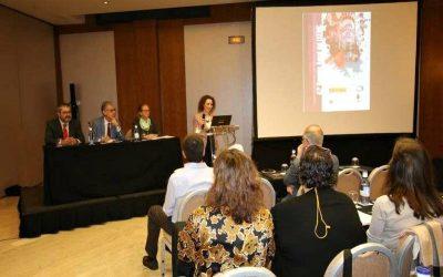 La Dra. Balme en la reunión anual del ECEMC