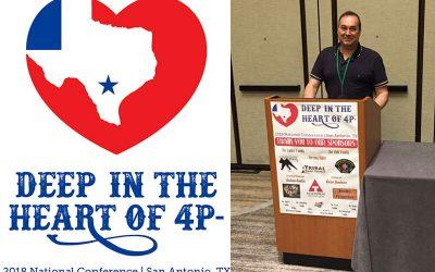 Encuentro de la 4p- Support Group en San Antonio (Texas)
