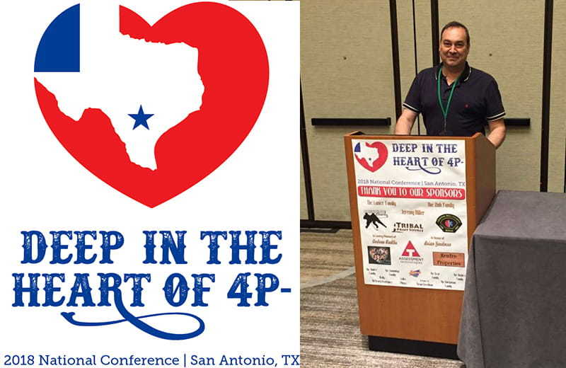 Encuentro de la 4p- Support Group en San Antonio (Texas)