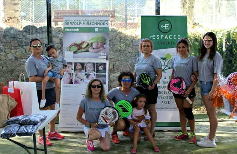 Torneo Benéfico de Pádel en El Escorial